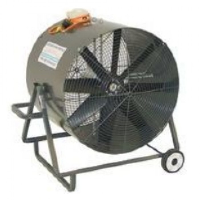 High Volume Industrial Fans : Industrial floor fans for warehouses