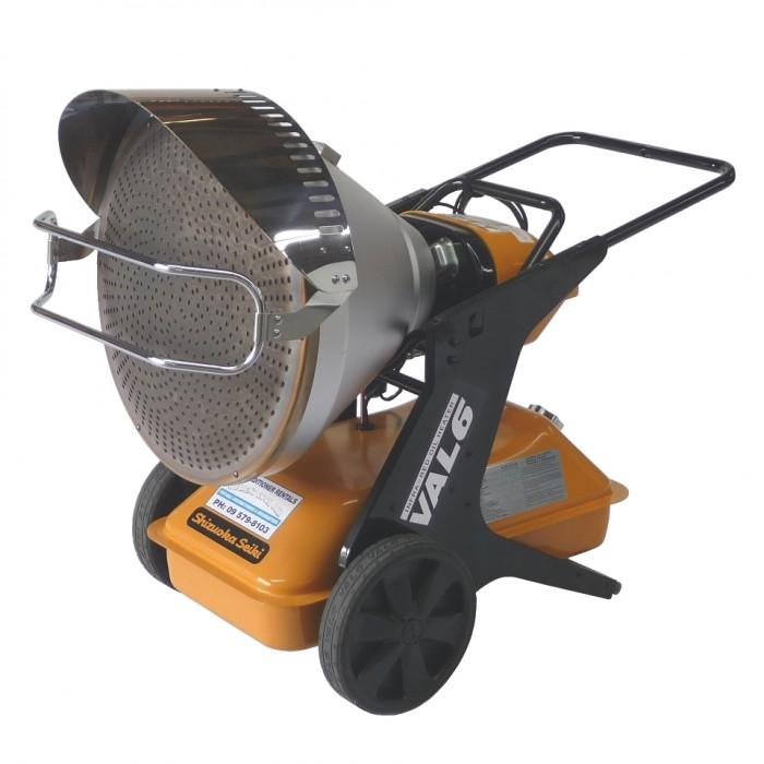 H2241 - InfraRed Diesel Heater - 41kW, Val 6